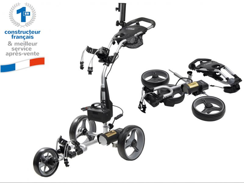 Chariot Électrique T.BAO - 799€