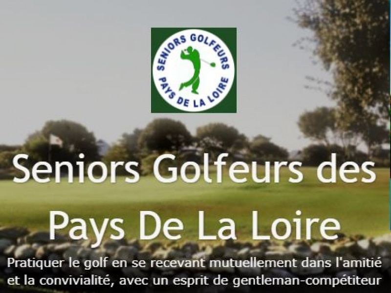 Séniors Golfeurs des Pays de la Loire