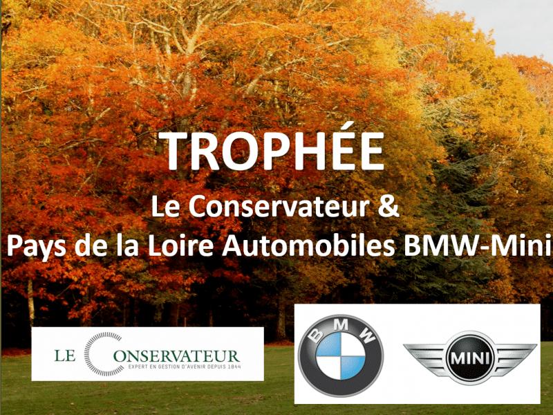 Trophée Le Conservateur & Pays de Loire Automobiles