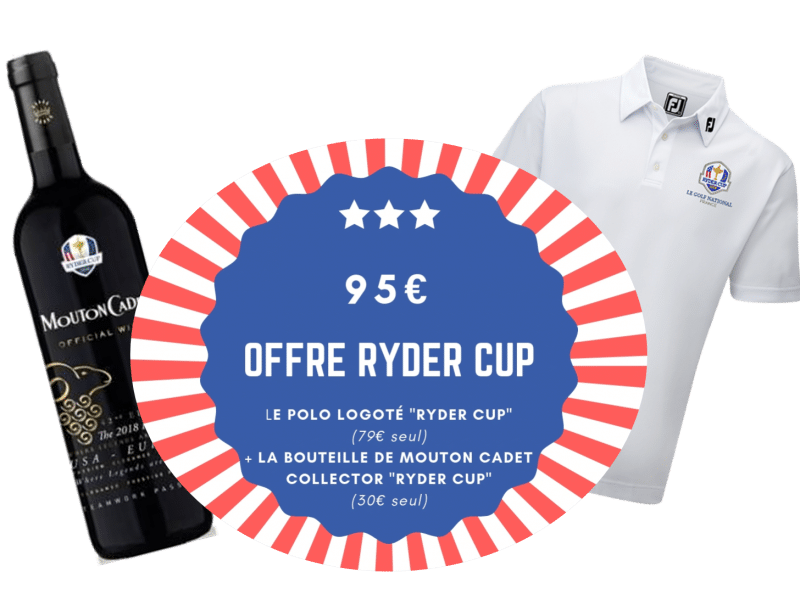 Offre Ryder Cup