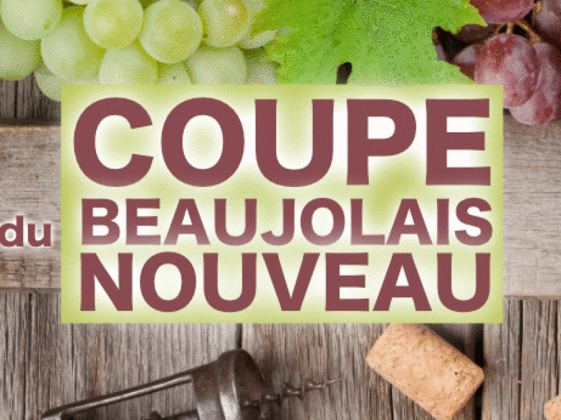 Coupe du Beaujolais Nouveau