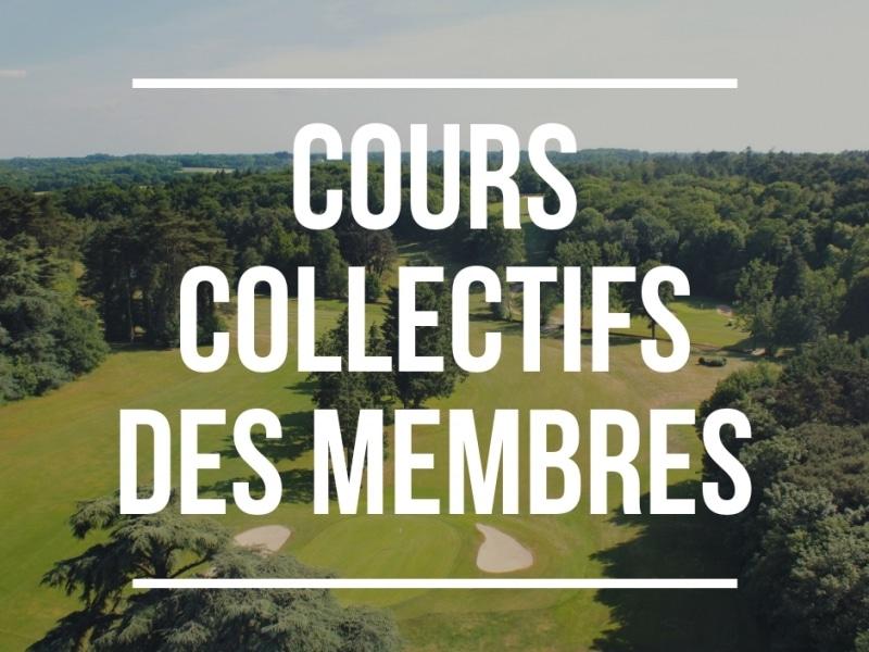 Cours Collectifs des membres