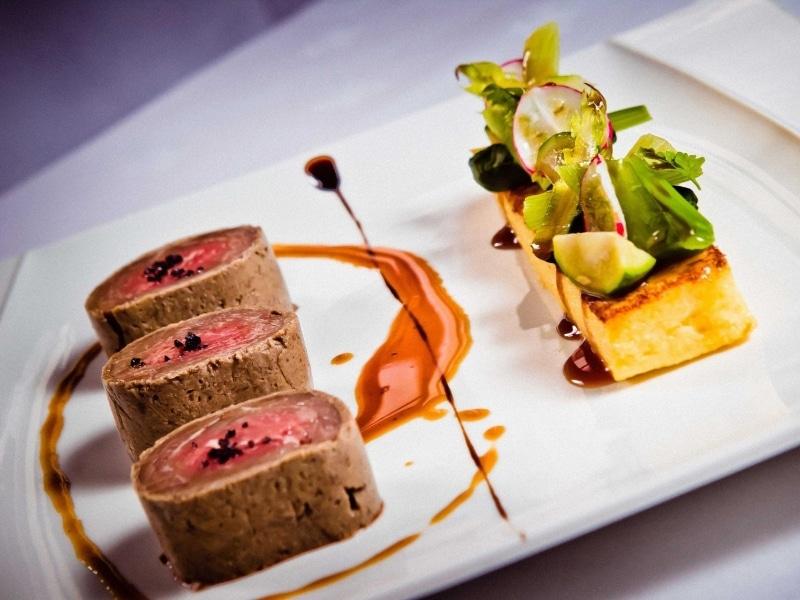 Dîner 50 étoiles à la table du Restaurant du Golf Club de Nantes