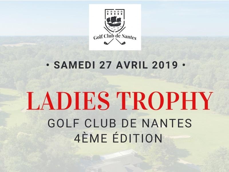 4ème Ladies Trophy : Les inscriptions sont ouvertes!