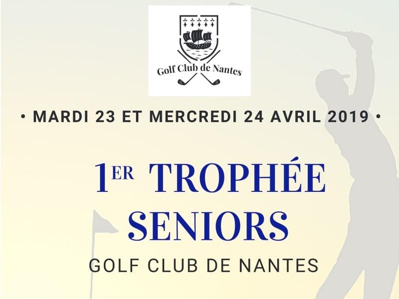 1er Trophée Seniors : Résultat Final