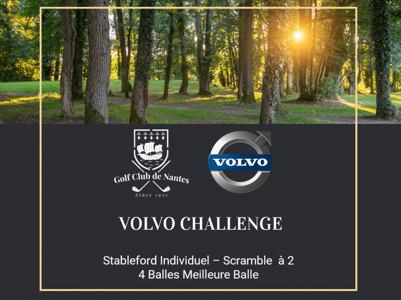 Volvo Challenge n°2
