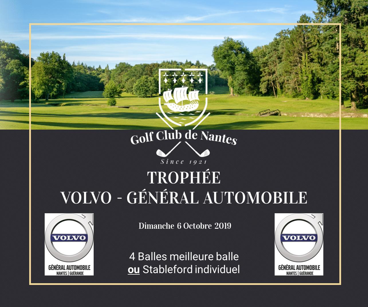 Trophée Volvo – Général Automobile