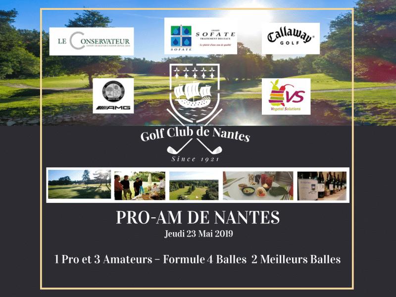14ème Pro-Am de Nantes