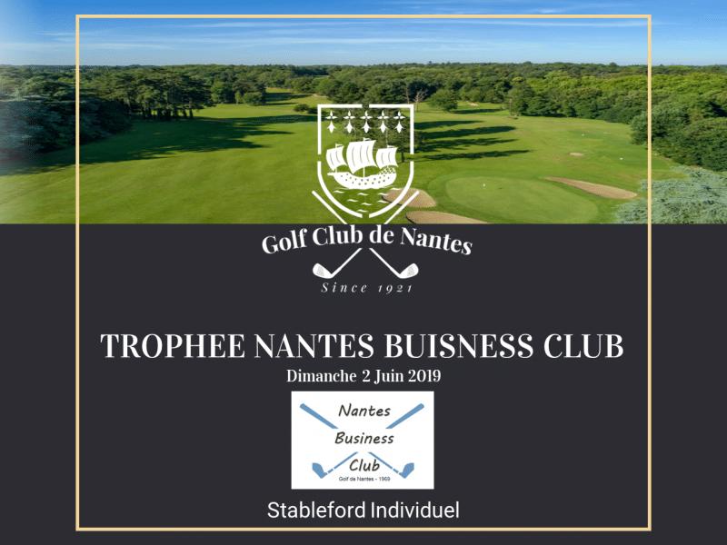 Trophée Nantes Business Club
