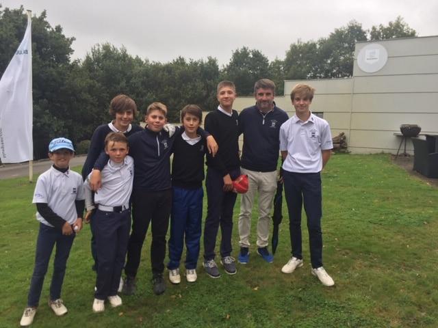 Interclubs Jeunes des Écoles de Golf des Pays de la Loire