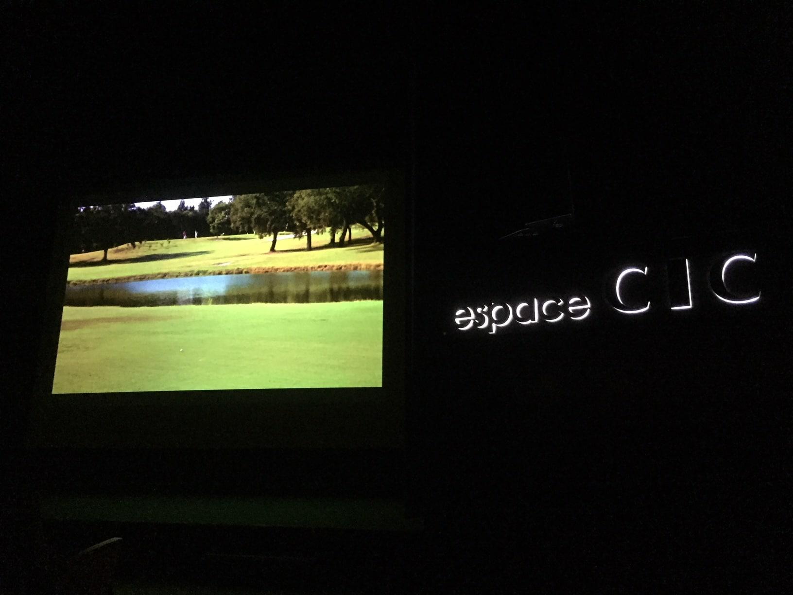 1er Festival du Film de Golf