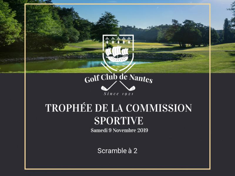 Trophée de la Commission Sportive