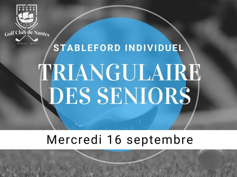 Triangulaire Seniors