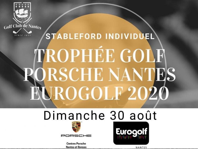 Trophée Golf Porsche Nantes Eurogolf 2020
