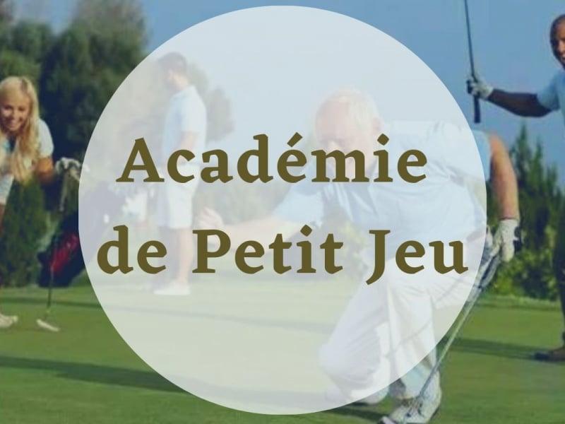 Animation «Académie de Petit Jeu»