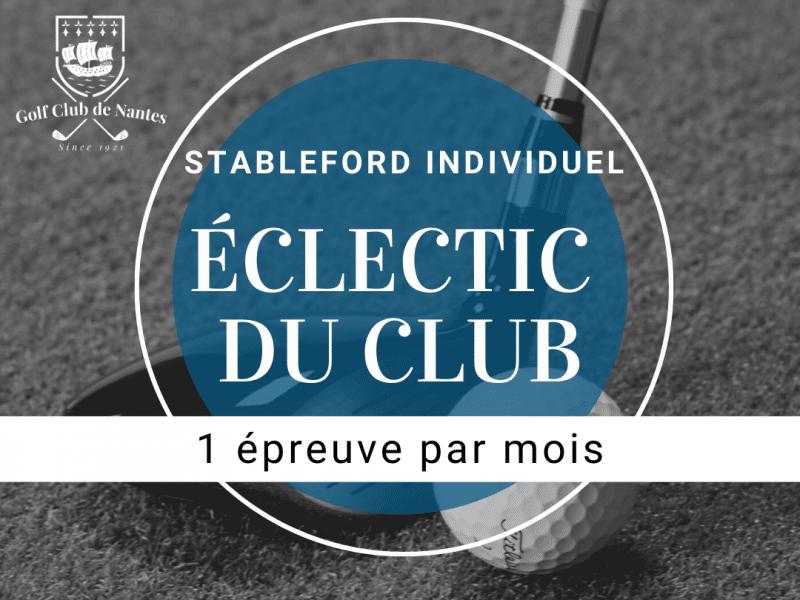 Eclectic du Club n°8