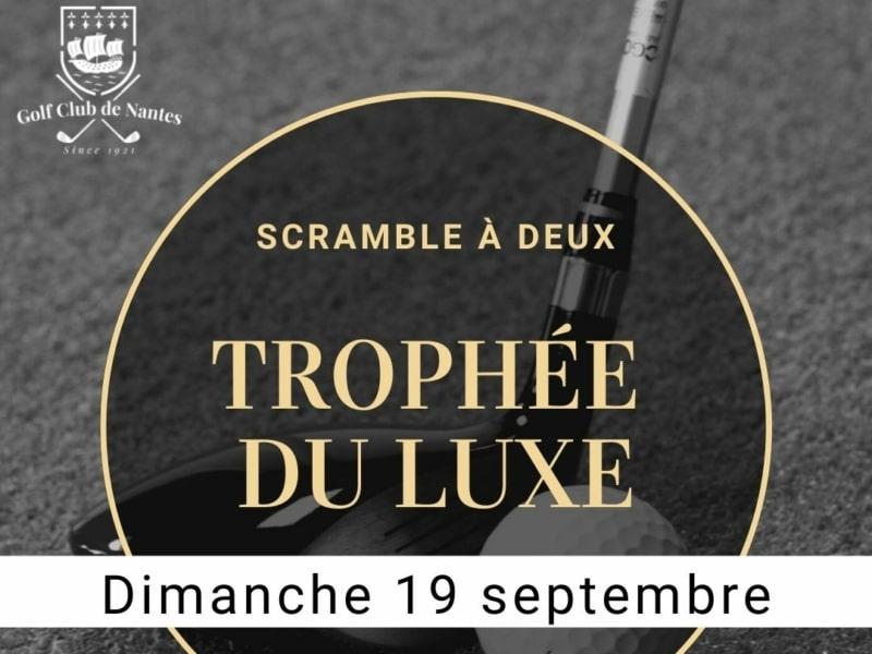 Trophée du Luxe
