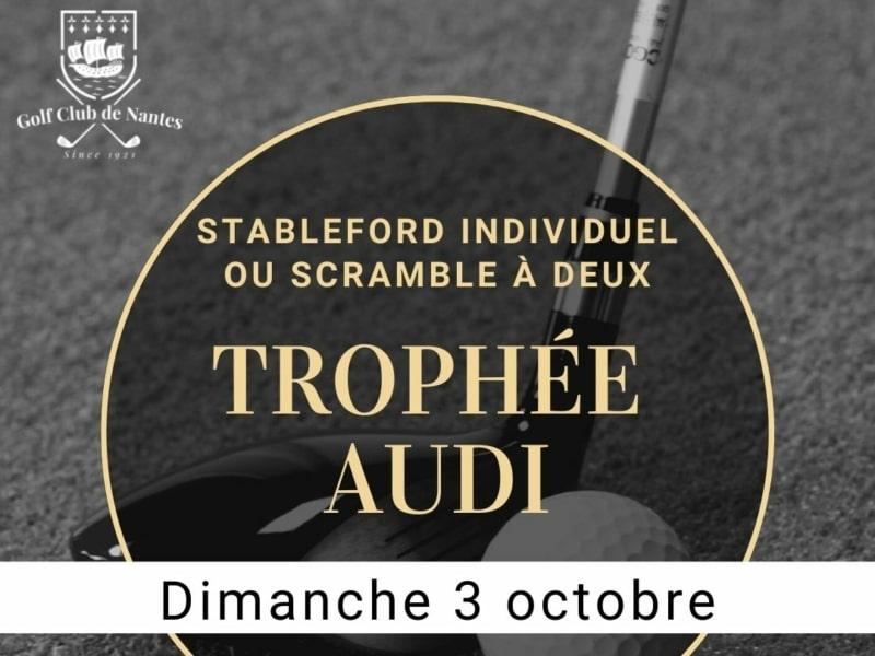 Trophée Audi
