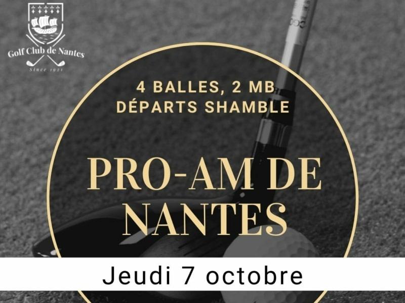 Pro-Am de Nantes