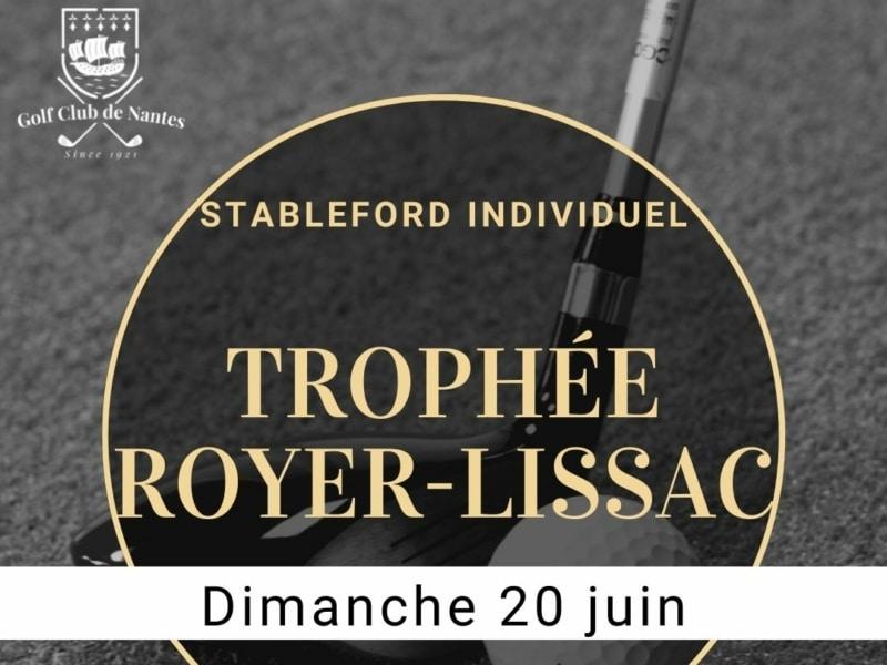 Trophée Royer-Lissac